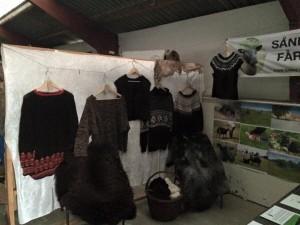Produkter af Såne uld